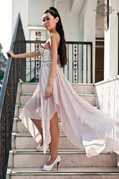 Quirky summer dress 7744