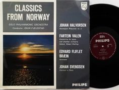 Classics from Norway Oslo Philharmonic Orchestra
