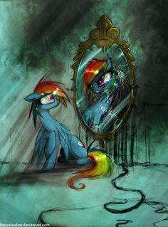 grimdark mlp   Thread: Creepy Grimdark Pony Thread