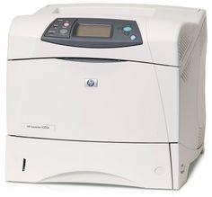 HP LaserJet 4250N Monochrome Network Printer by HP. $1787.00