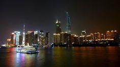 Shanghai by Thierry Meurgues