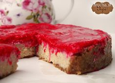 Malinový RAW cheesecake Cheesecake, Meatloaf, Sweet, Foods, Fitness, Candy, Food Food, Food Items, Cheesecakes