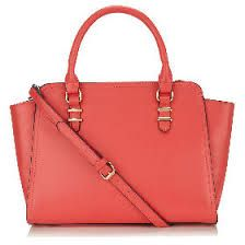 coral bag and shoes - Google Search