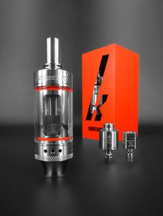 The latest tank from Kanger is here! The Subtank. This is the luxury car of tanks now available in the market. The Subtank accepts the new OCC (Organic Cotton Coil) coils with the option of using an RBA to rebuild your own coils. This beauty allows for best taste, and produces great clouds.