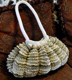 "crochet+of+the+month+club | From the crochet Purse Pattern of the Month Club - ""January 2011"" by ..."