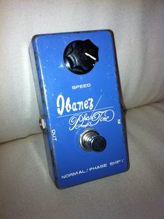 This is original Ibanz PhaseTone PT900 I believe, with MXR45 one of the best sounding device made IMO...