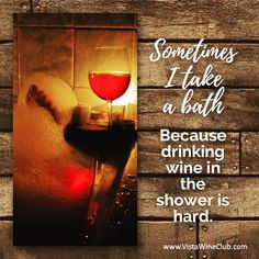 Sometimes I take a bath, because drinking wine in the shower is hard. Let me show you how you can now get free wine. Inbox me for details.  #wine #winetasting #winelover #winetime #winery #wineclub #winelovers #winenight #winecountry #mommyblogger #mommytime #mommylife #workfromhome