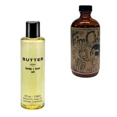 """""""I have sneakily become super crunchy in my beauty behaviors, and there are two products I need to survive this season. Butter Elixir's body oil is made with almond, argan, lavender, and chamomile; rubbed in after a shower, it's total heaven. And Fire Cider is my new favorite cure-all! You can use it as a hair rinse or a daily tonic."""" —Alessandra Codinha, Vogue.com Fashion News Editor Butter Elixir Body and Hair Oil, $78, Buy it now; Fire Cider, $15, Buy it now"""