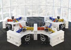 Office Furniture 3D render