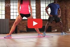 Workout: The High-Intensity Routine for Strong Legs Greatist Fitness Workouts, Sport Fitness, Body Fitness, Health Fitness, Physical Fitness, Fitness Diet, Killer Leg Workouts, Butt Workout, Pilates Workout Videos
