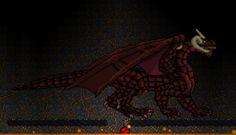 how to make dragon armor terraria mobile