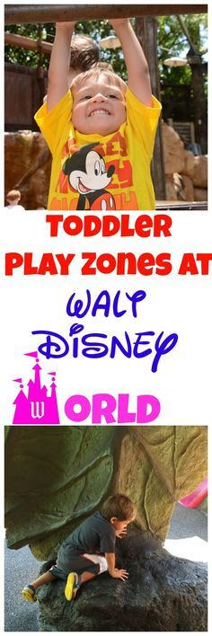 Handy Guide to All the Toddler Play Areas at Walt Disney World theme parks in Orlando