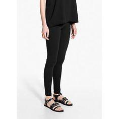 Me gustó este producto Mango Leggins STARS B�sicos Algod�n. ¡Lo quiero! Cotton Leggings, Manga, Latest Trends, Black Jeans, Trousers, Jumpsuit, Shirts, Clothes, Dresses