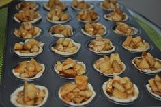 Mini Apple Pie Cupcake recipe: