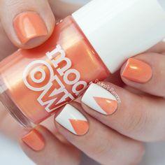 17 Diseños de Uñas con Triángulos - Muy Lindos ! - Manicure