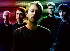 """Seit fast 30 Jahren sind Radiohead nun unterwegs. Seit dem Debüt """"Pablo Honey""""…"""