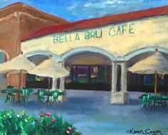 Stop by Bella Bru Cafe, Natomas for a meal or a snack or an amazing dessert. Check out their live music in the evenings while enjoying drinks at the bar that has a friendly, neighborhood vibe.