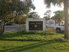 City of Lake Mary in Florida