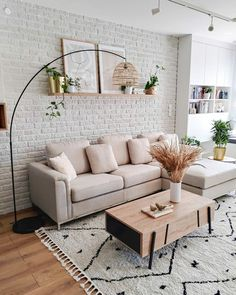 Cozy Living Spaces, Home Living Room, Living Room Decor, Dyi, Best Decor, Dream Apartment, Decoration Table, Living Room Inspiration, Cozy House
