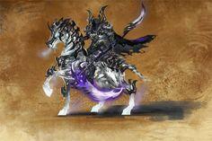 Nécropole Chevalier sinistre | Might & Magic® Heroes 7