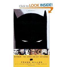 Batman: The Dark Knight Returns: Frank Miller, Klaus Janson, Lynn Varley: Books Batman Book, Batman Story, Frank Miller, Tim Burton Batman, Beste Comics, Nolan Film, Geoff Johns, Dark Knight Returns