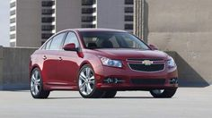 Arguably the quietest, most comfortable compact sedan on the market. The Cruze is the best compact sedan Chevrolet has ever offered, and a solid contender in a highly competitive class. Chevrolet Cruze, Chevrolet Volt, Best Small Cars, 2014 Chevy, Car Finance, Automotive News, Car Wallpapers, Hd Wallpaper, Models