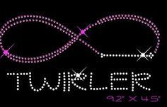 Forever a Twirler