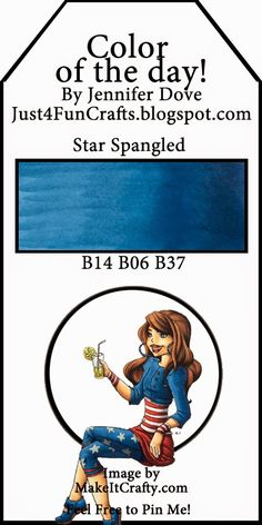 Copic color of the day-star spangled Copic Marker Art, Copic Pens, Copic Art, Copic Sketch Markers, Copics, Prismacolor, Copic Color Chart, Copic Colors, Color Charts