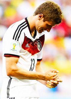 Thomas Muller #footballislife