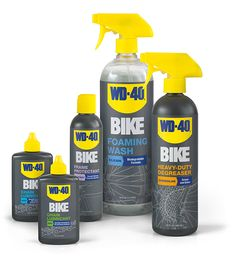 Packaging of the World: Creative Package Design Archive and Gallery: WD-40 BIKE
