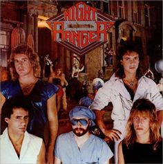NIGHT RANGER--Midnight Madness