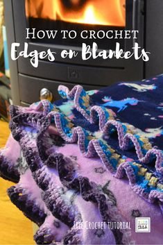 Giving somebody a blanket is one of the nicest gifts I can think of. Blankets provide warmth and comfort, it's basically like giving away a permanent hug. Even better if the blanket is handmade with love. #crochet #blanket #free #tutorial