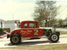 Ray Cates car - Tulsa