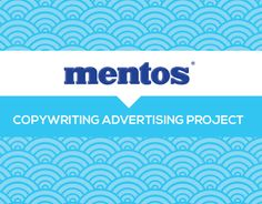 "Check out new work on my @Behance portfolio: ""MENTOS COPYWRITING"" http://on.be.net/1LYDZcA"