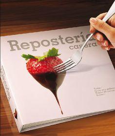 Título: Repostería casera /  Ubicación: FCCTP – Gastronomía – Tercer piso / Código: G 641.86 R3