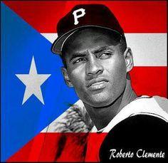 Roberto Clemente de la página Yo amo a Puerto Rico