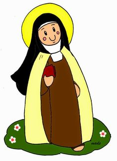 Mis ilustraciones: Santa Maravillas de Jesús Religion Catolica, All Saints Day, Catholic, Disney Characters, Fictional Characters, Christian, Nun, Disney Princess, Education