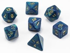 Need something special for your dice collection? Then check out these Special Mix dice by...