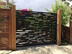 Sliding & Swinging Gates | Modern Gates Melbourne