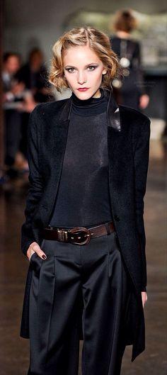 Like A Boss, Blouse, Womens Fashion, Long Sleeve, Sleeves, How To Wear, Black, Tops, Charcoal