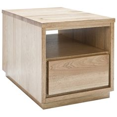 Henderson 1 Drawer Side Table 50x80cm | was $599 NOW $479 #thefreedomsale #freedomaustralia #happynewlook