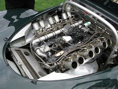 Jaguar XJ13 Engine