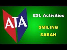 ESL Activities - Smiling Sarah