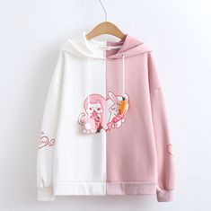 Casual Fall Outfits That Will Make You Look Cool – Fashion, Home decorating Harajuku Fashion, Kawaii Fashion, Cute Fashion, Girl Fashion, Fashion Outfits, Kawaii Hoodie, Mode Kawaii, Cool Outfits, Casual Outfits