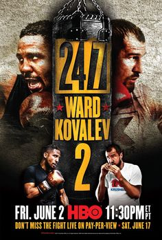 http://realcombatmedia.com/2017/06/ward-vs-kovalev-hbo-247-episode/Follow   WARD VS. KOVALEV HBO 24/7 EPISODE FOLLOW US ON TWITTER: @REALCOMBATMEDIA LIKE US ON FACEBOOK: REALCOMBATMEDIA SPONSORED LINKS Discount UFC Tickets Discount Boxing Tickets COMMENTS COMMENTSVictor O. Garcia - Head Boxing Video ReporterVictor O. Garcia is the Head Boxing Video Reporter. Victor is in charge of running the videographer staff and video production …