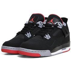34e81a363290da Nike Air Jordan IV Retro G. Black