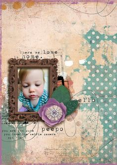 A Digital Scrapbooking Page by Rachel Jefferies Designs using products created by On A Whimsical Adventure. Click through to find a list of products used to create this page. Digital Scrapbooking, Whimsical, Digital Art, Adventure, Create, Design, Products, Adventure Movies