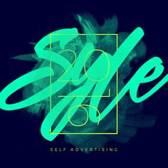 Sylè 2016 - Self Advertising