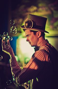 be sure to check out this whole shoot! (Steampunk Bridal - Chemistry Ohotography)