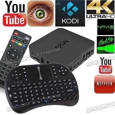 From breaking news and entertainment to sports and politics, get the full story with all the live commentary. Xbmc Kodi, Tv Tuner, Android 4, Smart Tv, Hd 1080p, Computer Keyboard, Quad, Plugs, Wifi